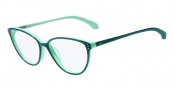 CK by Calvin Klein 5719 Eyeglasses Eyeglasses - 099 Grey Aqua 