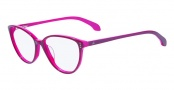 CK by Calvin Klein 5719 Eyeglasses Eyeglasses - 616 Red Violet 