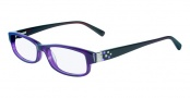 CK by Calvin Klein 5725 Eyeglasses  Eyeglasses - 614 Purple Crystal