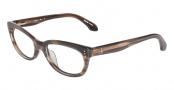 CK by Calvin Klein 5728 Eyeglasses Eyeglasses - 274 Brown Horn