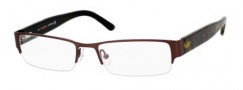 Carrera 7594 Eyeglasses Eyeglasses - 0JBQ Matte Dark Brown