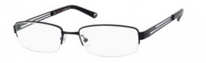 Carrera 7596 Eyeglasses Eyeglasses - 091T Black Semi Shiny
