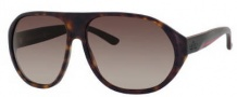 Gucci 1025/S Sunglasses Sunglasses - 0IPW Dark Havana (J6 brown gradient lens)