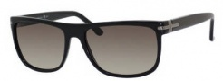Gucci 1027 Sunglasses Sunglasses - 0807 Black (HA brown gradient lens)