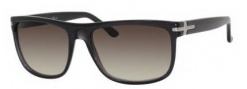 Gucci 1027 Sunglasses Sunglasses - 04PY Dark Gray (DB brown gray gradient lens)