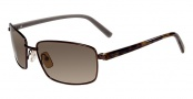Calvin Klein CK7310SP Sunglasses Sunglasses - 210 Brown