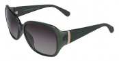 Calvin Klien CK7740S Sunglasses Sunglasses - 324 Emerald 