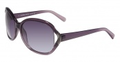 Calvin Klein CK7773S Sunglasses Sunglasses - 505 Plum Gradient