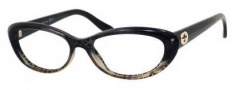 Gucci 3566 Eyeglasses Eyeglasses - 0W8H Black Diamond