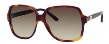 Gucci 3582/S Sunglasses Sunglasses - 0WRR Havana (CC brown gradient lens)