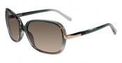 Calvin Klein CK7824S Sunglasses  Sunglasses - 324 Emerald Crystal