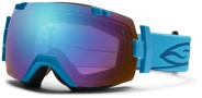 Smith Optics IOX Snow Goggles Goggles - Cyan / Blue Sensor Mirror / Extra Ignitor Mirror