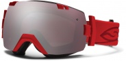 Smith Optics IOX Snow Goggles Goggles - Fire / Ignitor Mirror / Extra Blue Sensor Mirror