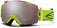 Smith Optics IOX Snow Goggles Goggles - Lime / Ignitor Mirror / Extra Blue Sensor Mirror