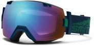 Smith Optics IOX Snow Goggles Goggles - Maritime Camp / Blue Sensor Mirror / Extra Ignitor Mirror