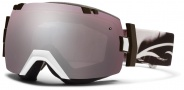 Smith Optics IOX Snow Goggles Goggles - Rust Kilgore / Gold Sol X Mirror / Extra Red Sensor Mirror