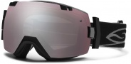 Smith Optics IOX Snow Goggles Goggles - Black / ignited Mirror / Extra Blue Sensor Mirror