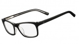 CK by Calvin Klein 5694 Eyeglasses Eyeglasses - 003 Black / Crystal 