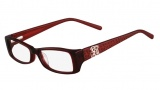 CK by Calvin Klein 5744 Eyeglasses Eyeglasses - 615 Red