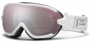 Smith Optics Virtue Snow Goggles  Goggles - White Coven / Ignitor Mirror