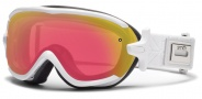 Smith Optics Virtue Snow Goggles  Goggles - White Coven / Red Sensor Mirror