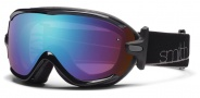 Smith Optics Virtue Snow Goggles  Goggles - Black / Blue Sensor Mirror