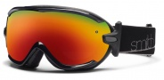 Smith Optics Virtue Snow Goggles  Goggles - Black / Red Sol X Mirror