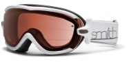 Smith Optics Virtue Snow Goggles  Goggles - White / RC36
