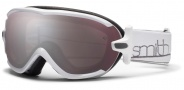 Smith Optics Virtue Snow Goggles  Goggles - White / Ignitor Mirror
