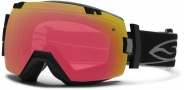 Smith Optics IOX Photochromic Snow Goggles Goggles - Black / Photochromic  Red Sensor