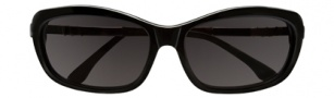 BCBGMaxazria Enchanted Sunglasses Sunglasses - BLA Black