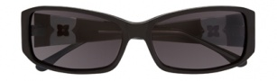 BCBGMaxazria Joy Sunglasses Sunglasses - BLA Black
