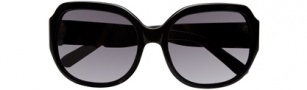 BCBGMaxazria Swank Sunglasses Sunglasses - BLA Black