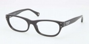Coach HC6034 Eyeglasses Eyeglasses - 5002 Black