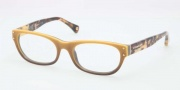 Coach HC6034 Eyeglasses Eyeglasses - 5100 Yellow Gradient