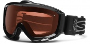 Smith Optics Prophecy Turbo Fan Snow Goggles Goggles - Black / Polarized Rose Copper