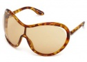 Tom Ford FT0267 Grant Sunglasses Sunglasses - 52J Dark Havana / Roviex