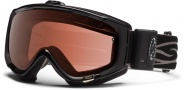 Smith Optics Phenom Turbo Fan Snow Goggles Goggles - Black / RC36