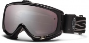 Smith Optics Phenom Turbo Fan Snow Goggles Goggles - Black / Ignitor Mirror
