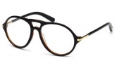 Tom Ford FT5290 Eyeglasses Eyeglasses - 05J Black / Roviex