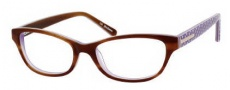 Juicy Couture Juicy 118 Eyeglasses  Eyeglasses - 0ERL Blonde Lavendar