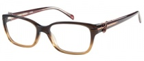 Guess GU 2303 Eyeglasses Eyeglasses - BRN: Brown Fade