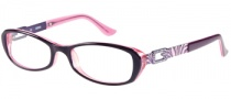 Guess GU 2288 Eyeglasses Eyeglasses - PUR: Purple