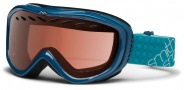 Smith Optics Transit Snow Goggles Goggles - Teal / RC36