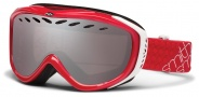 Smith Optics Transit Snow Goggles Goggles - Neon Red / Ignitor Mirror
