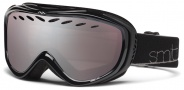 Smith Optics Transit Snow Goggles Goggles - Black / Ignitor Mirror