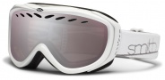 Smith Optics Transit Snow Goggles Goggles - White / Ignitor Mirror