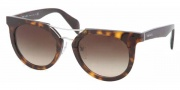 Prada PR 08PS Sunglasses  Sunglasses - 2AU6S1 Havana Brown Gradient 