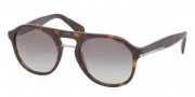 Prada PR 09PS Sunglasses  Sunglasses - 2AU3M1 Havana / Gray Gradient