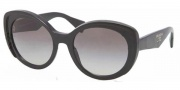 Prada PR 12PS Sunglasses Sunglasses - 1AB0A7 Black / Gray Gradient